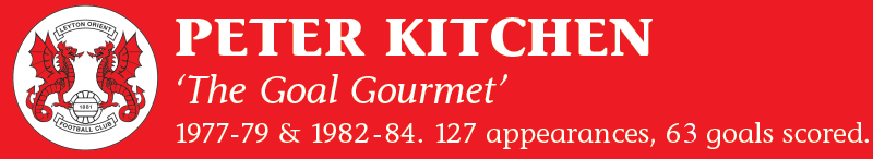 Peter Kitchen - The Goal Gourmet